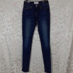 Lucky Brand Brooke Skinny jeans. Sz 00/24